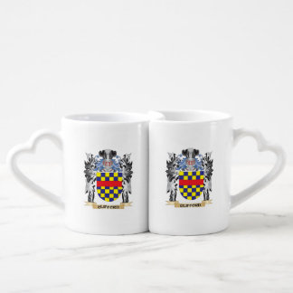 Clifford Coat of Arms - Family Crest Coffee Mug Set