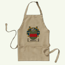 Clifford Family Crest Apron