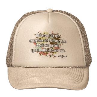 Clifford Trucker Hat