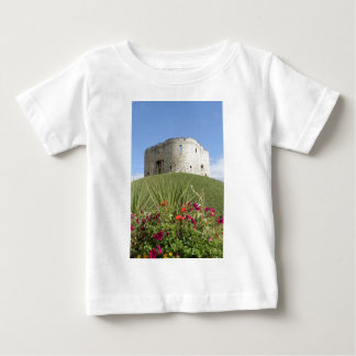 Cliffords Tower Baby T-Shirt