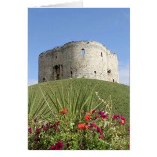 Cliffords Tower Card