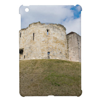 Clifford's Tower in York  historical building. iPad Mini Cover
