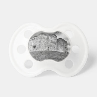 Clifford's Tower in York  historical building Pacifier