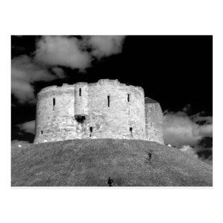 Cliffords Tower York Postcard