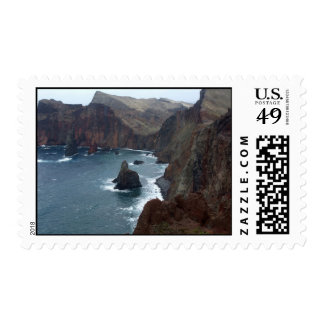 Cliffs and Ocean III Postage