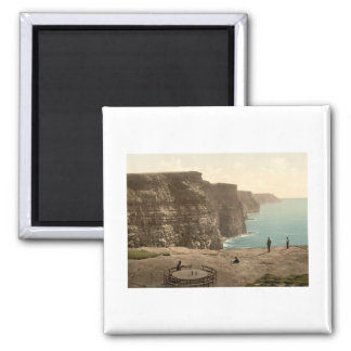 Cliffs at Moher, County Clare 2 Inch Square Magnet