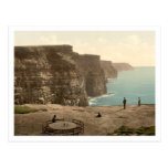 Cliffs at Moher, County Clare Postcard