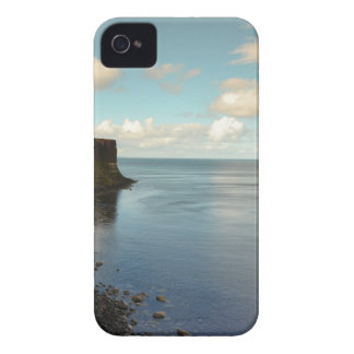 Cliffs by the Ocean iPhone 4 Cases