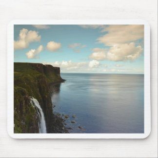 Cliffs by the Ocean Mouse Pad