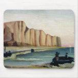 Cliffs, c.1897 mouse pad