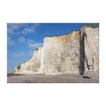 Cliffs in Dieppe