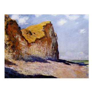 Cliffs Near Pourville Postcard