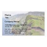 Cliffs Ocean Slieve League Business Card Template