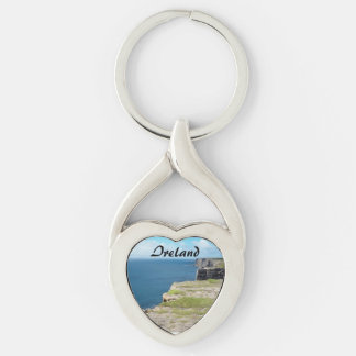 Cliffs of Inishmore Keychain