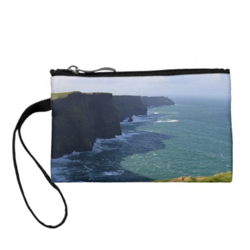 Cliffs of Moher Coin Wallet
