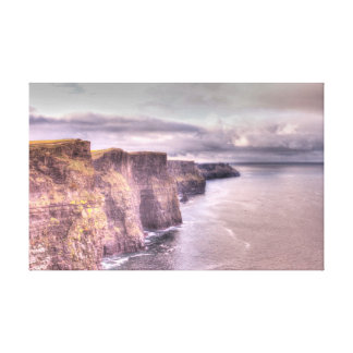 Cliffs of Moher Stretched Canvas Prints