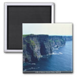 Cliffs of Moher, County Clare, Ireland 2 Inch Square Magnet