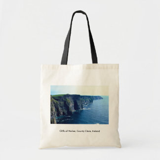 Cliffs of Moher, County Clare, Ireland Budget Tote Bag
