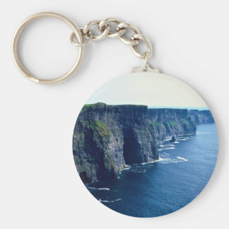 Cliffs of Moher, County Clare, Ireland Keychain