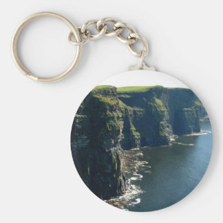 Cliffs of Moher  County Clare Ireland Keychain