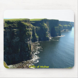 Cliffs of Moher  County Clare Ireland Mouse Pad