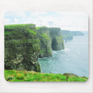 Cliffs of Moher, County Clare, Ireland Mouse Pad