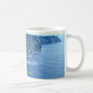 Cliffs of Moher, County Clare, Ireland Classic White Coffee Mug