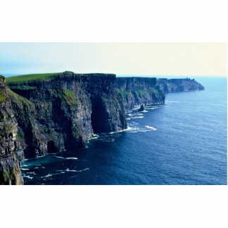 Cliffs of Moher, County Clare, Ireland Cut Outs