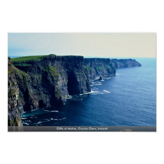 Cliffs of Moher, County Clare, Ireland Print