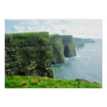 Cliffs of Moher, County Clare, Ireland Posters