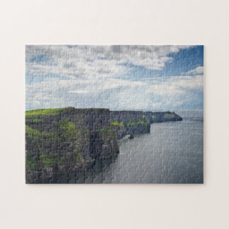 Cliffs of Moher in Ireland jigsaw puzzle