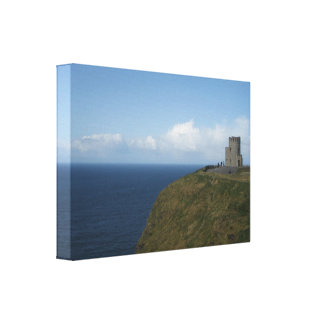 Cliffs of Moher Ireland Canvas Print