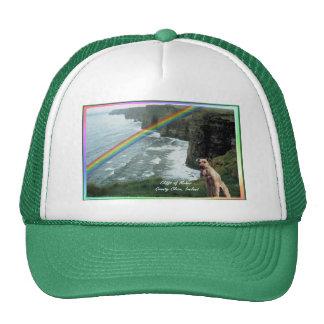 Cliffs of Moher Ireland Design #3 Hat