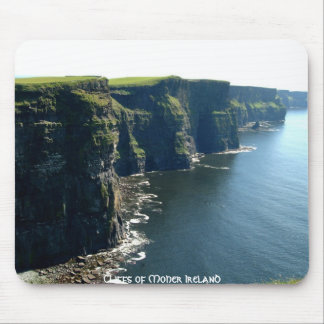 Cliffs of Moher Ireland Mouse Pad