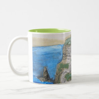 Cliffs of Moher, Ireland Painting Coffee Mug