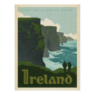 Cliffs of Moher | Ireland Postcard