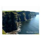 Cliffs of Moher Ireland Postcard