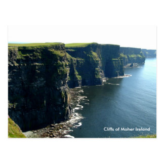Cliffs of Moher Ireland Postcard