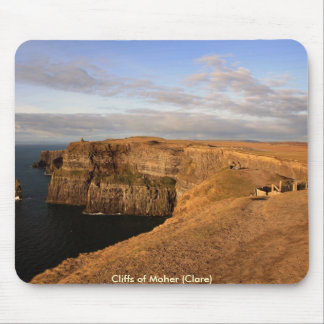Cliffs of Moher Mouse Pad