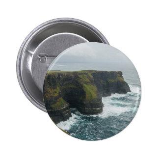 Cliffs of Moher Pinback Button