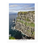 Cliffs of Moher Post Card