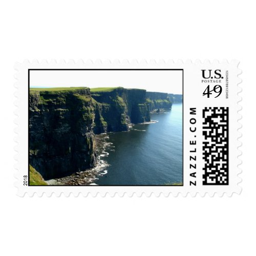 Cliffs of Moher Postage