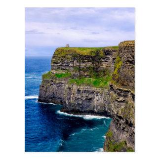 Cliffs of Moher Postcard