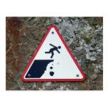 Cliffs of Moher Sign Postcard