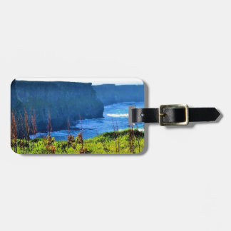 Cliffs of Moher Tag For Bags