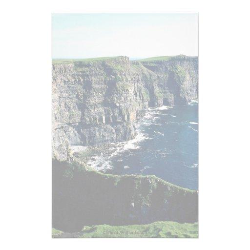 Cliffs of Mother Island Custom Stationery