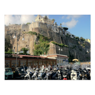 Cliffs of Sorrento Postcard