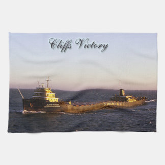 Cliffs Victory kitchen towel