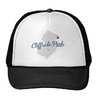 Cliffside Park New Jersey NJ Shirt Trucker Hat