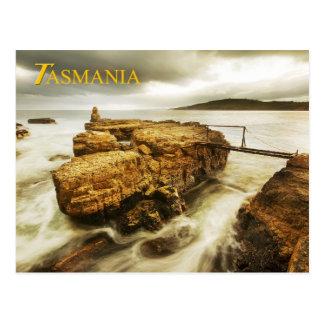 Clifton Beach, Tasmania, Australia Postcard